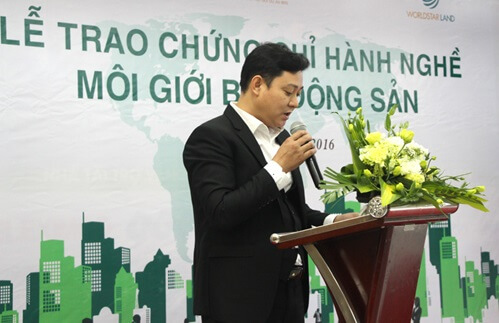 hanh nghe moi gioi bat dong san phai co chung chi hanh nghe - Hành nghề môi giới bất động sản phải có chứng chỉ hành nghề